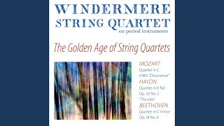 String Quartet No. 4 in C Minor, Op. 18: II. Scherzo: Andante scherzoso quasi allegretto