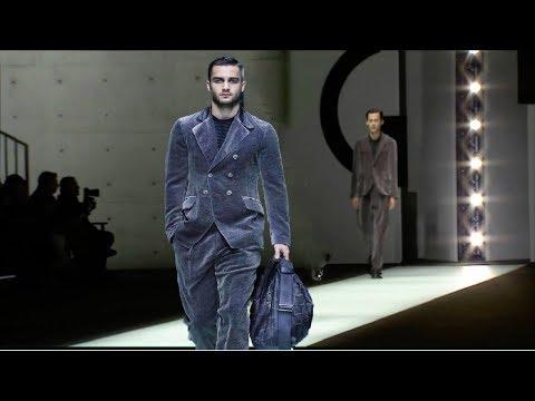 Giorgio Armani | Fall/Winter 2018/19 | Menswear | Milan Fashion Week