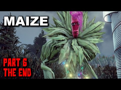 Maize Gameplay - Part 6 THE END - Walkthrough (No Commentary)