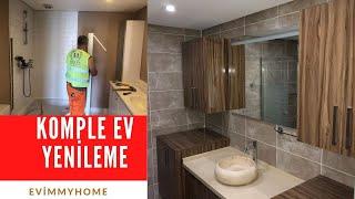 ev,villa,işyeri tadilat dekorasyon,daire Tadilatı,banyo yenileme,tadilat dekorasyon firması