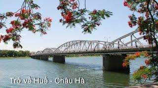 Trở về Huế - Nhạc Văn Phụng, Hương Lan hát