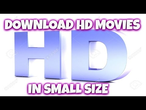 [Hindi] How to Download HD Movies in Small...