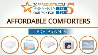Best Affordable Comforter Reviews 2017 – How to Choose the Best Affordable Comforter