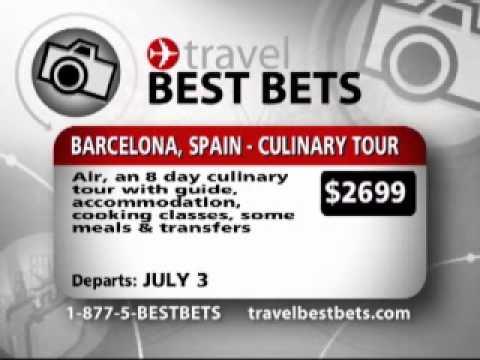 Travel Best Bets - Transat Holidays