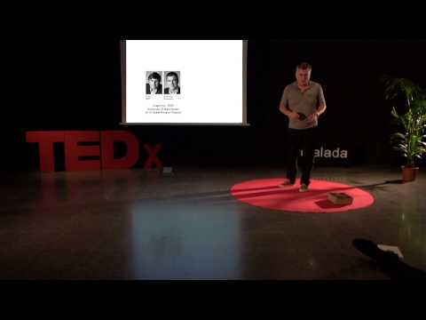 All there is inside a pencil | Pedro Gómez | TEDxPeralada - TEDx Talks  - qcqKJUsXNoE -
