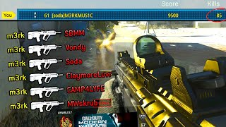 The NEW TAR-21 is OP! (Call of Duty: Modern Warfare RAM-7)