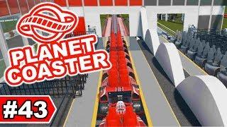 Keiner will in den Formel 1 Bereich?! | Planet Coaster Let's Play #43