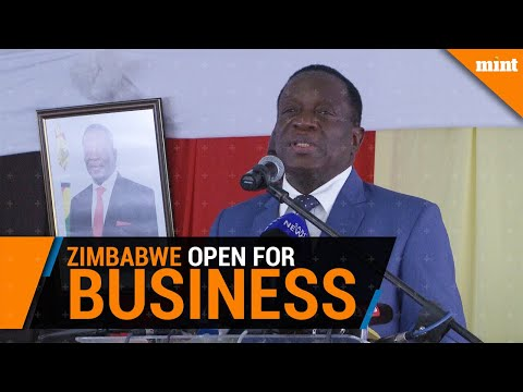Zimbabwe open for business