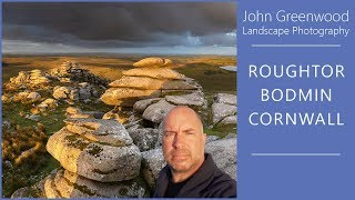 Roughtor, (Rough tor) Bodmin moor | Landscape Photography