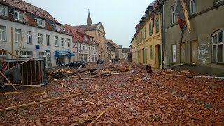 Bützow | 1 Jahr nach dem F3 Tornado [5.5.2015] [mdrHD|vom 22.4.2016] DOKU