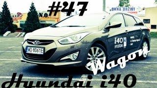 Test Hyundai i40 Wagon 1.7 CRDi 136 KM 47 Jazdy Prbne смотреть