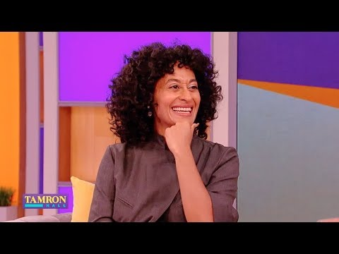 Tracee Ellis Ross Talks About Her Iconic Mother
