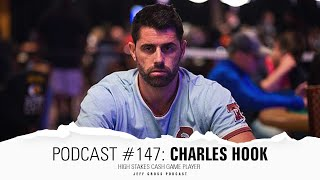 Podcast #147: Chalie Hook / High Stakes Cash Game Player