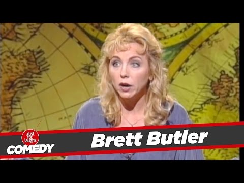 Brett Butler Stand Up  1994