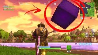 El Cubo Sale Volando!! Nuevo evento en Fortnite: battle Royale? (Temporada 6)