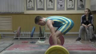 #weightlifting Чемпионат Харьковской области по тяжелой атлетике 17.02.17