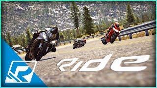 Ride PC Gameplay - 1080p - 60FPS - Max Settings