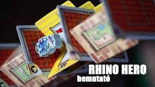 Rhino Hero - társasjáték bemutató