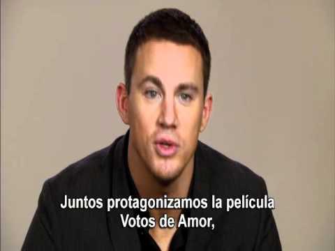 Votos De Amor The Vow Saludo De Sus Protagonistas Youtube