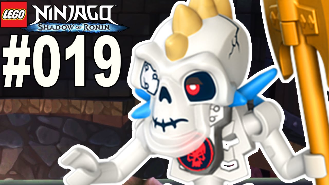 Lego Ninjago Schatten Des Ronin 019 Nuckal öffnet Türen Lets