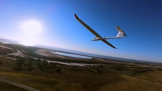 » Chasing Myself In The Autopilot Glider
