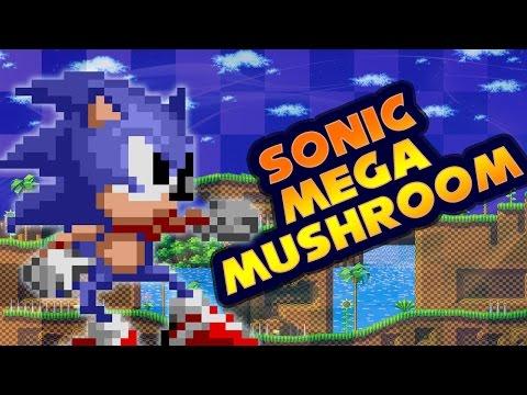 sonic-mega-mushroom---full-walkthrough
