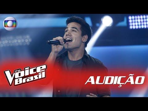 Bruno Gadiol canta 'Que Sorte a Nossa' nas Audições – 'The Voice Brasil' | 5ª Temporada
