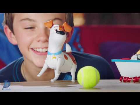 The Secret Life of Pets - Walking Talking Pets 20s 1080p