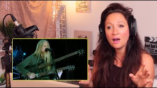 Vocal Coach Reacts - Nightwish -The Islander! (Live At Tampere)