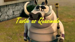 Hotel Transylvania Cast Video Remake