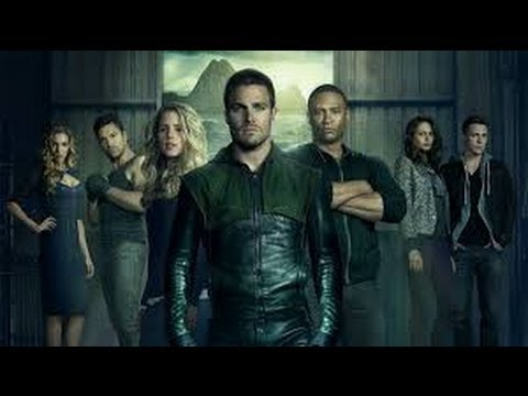 Arrow - Season 2 (TV Show) Review by JWU
