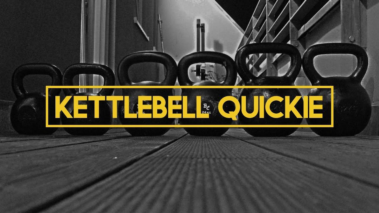 3 Dynamic Kettlebells Exercises