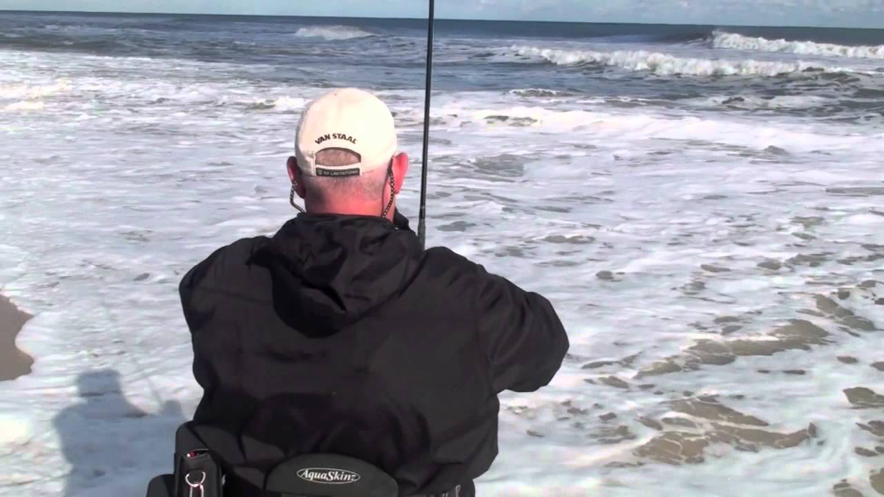 Surf fishing for striped bass 2011 nj fall striper run for Surf fishing for stripers