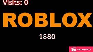 Roblox Logo Evolution S2 Bonus (Infinity BC-2020)