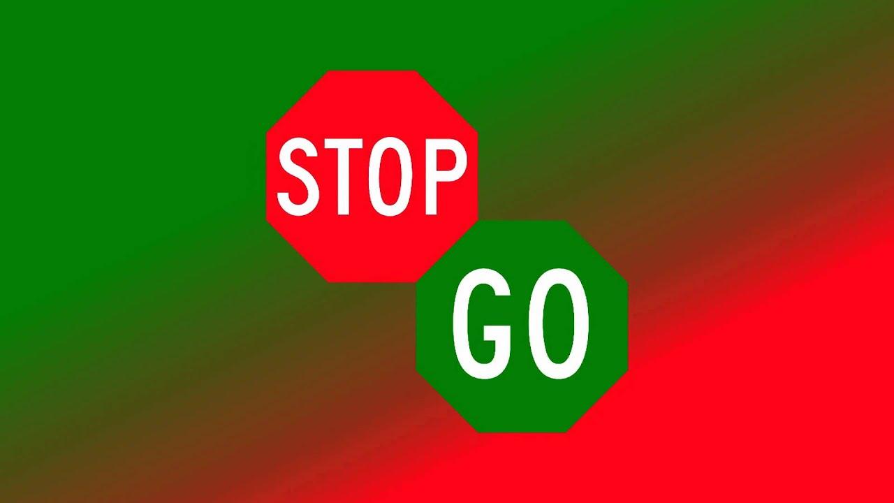 Stop Go! Logo - YouTube