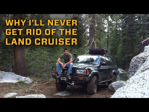 Why I Will NEVER Get Rid Of The Land Cruiser!