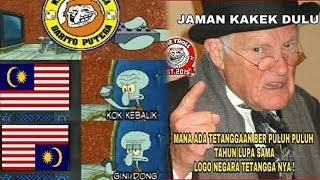 Kumpulan Meme Balasan Untuk Malaysia Atas Insiden Terbaliknya Bendera Indonesia di Sea Games