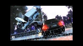 GTA 4 - Трюки, Аварии и Приколы! [#63]