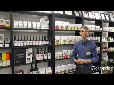 Clearspring Organic celebrates the opening of their new creative kitchen