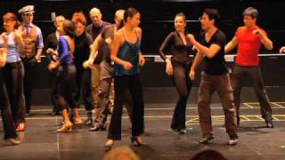 "In Rehearsal: Sutton Foster Sings ""Anything Goes"""