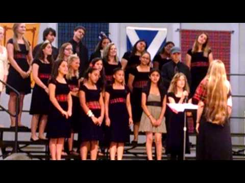 Dunedin Highland Middle School Advanced Chorus