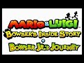 The Wind Is Blowing At Cavi Cape - Mario & Luigi: Bowser's Inside Story (3DS) Music Extended