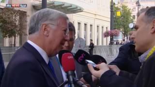 فيديو..أوروبا تبحث إنشاء جيش مشترك