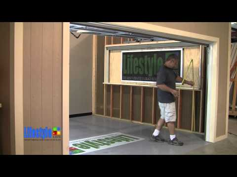Lifestyle Screens: Will it Work In Your Garage? Measurements and Clearances