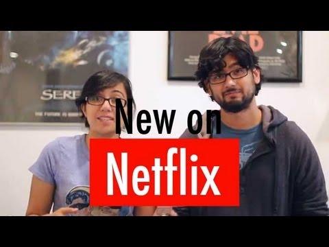 Just Added to Netflix InstantWatch June 2013