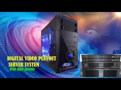 DIGITAL VIDEO PLAYOUT SERVER SYSTEM by e-nettechng - Trepup