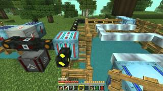 Let`s Play Minecraft 1.1+IC+BC+RP+CC++ [Part 118]