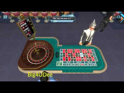 Four Kings Casino , challenge roulette , land on 0 or 00 with any bet ,