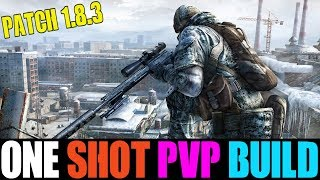 THE ONE SHOT PVP BUILD YOU SHOULD 100% MAKE IN PATCH 1.8.3 | THE DIVISION