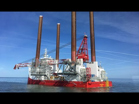 Overcome a sea of challenges - Service Jack-Up Vessels
